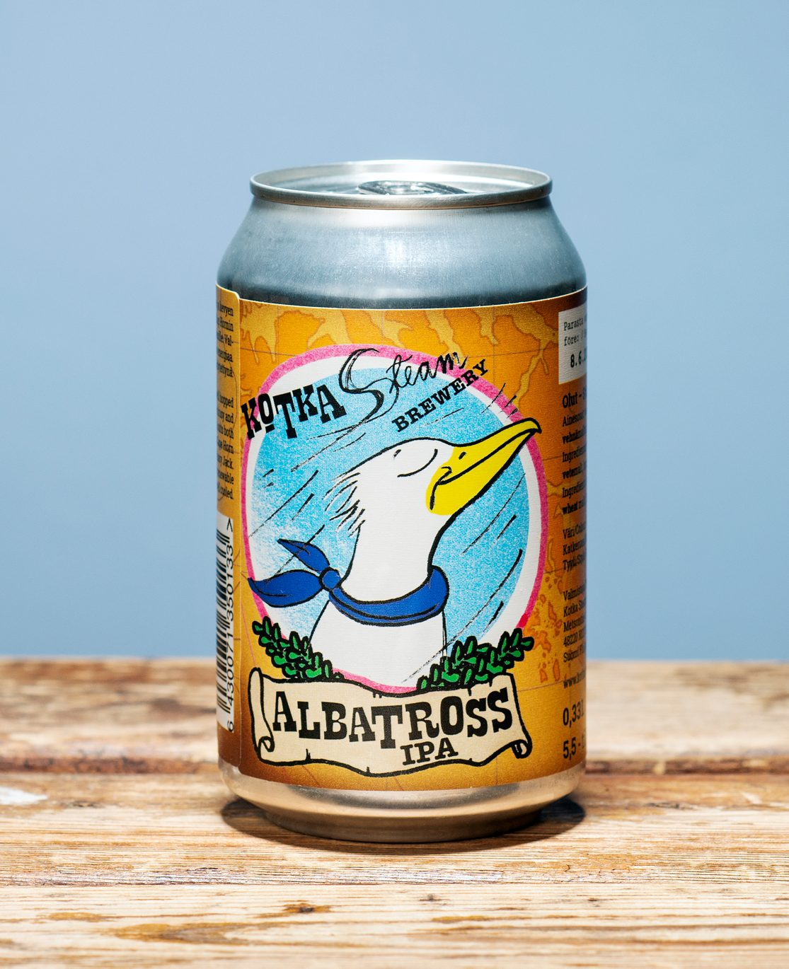 Kotka Steam Brewery - Albatross IPA