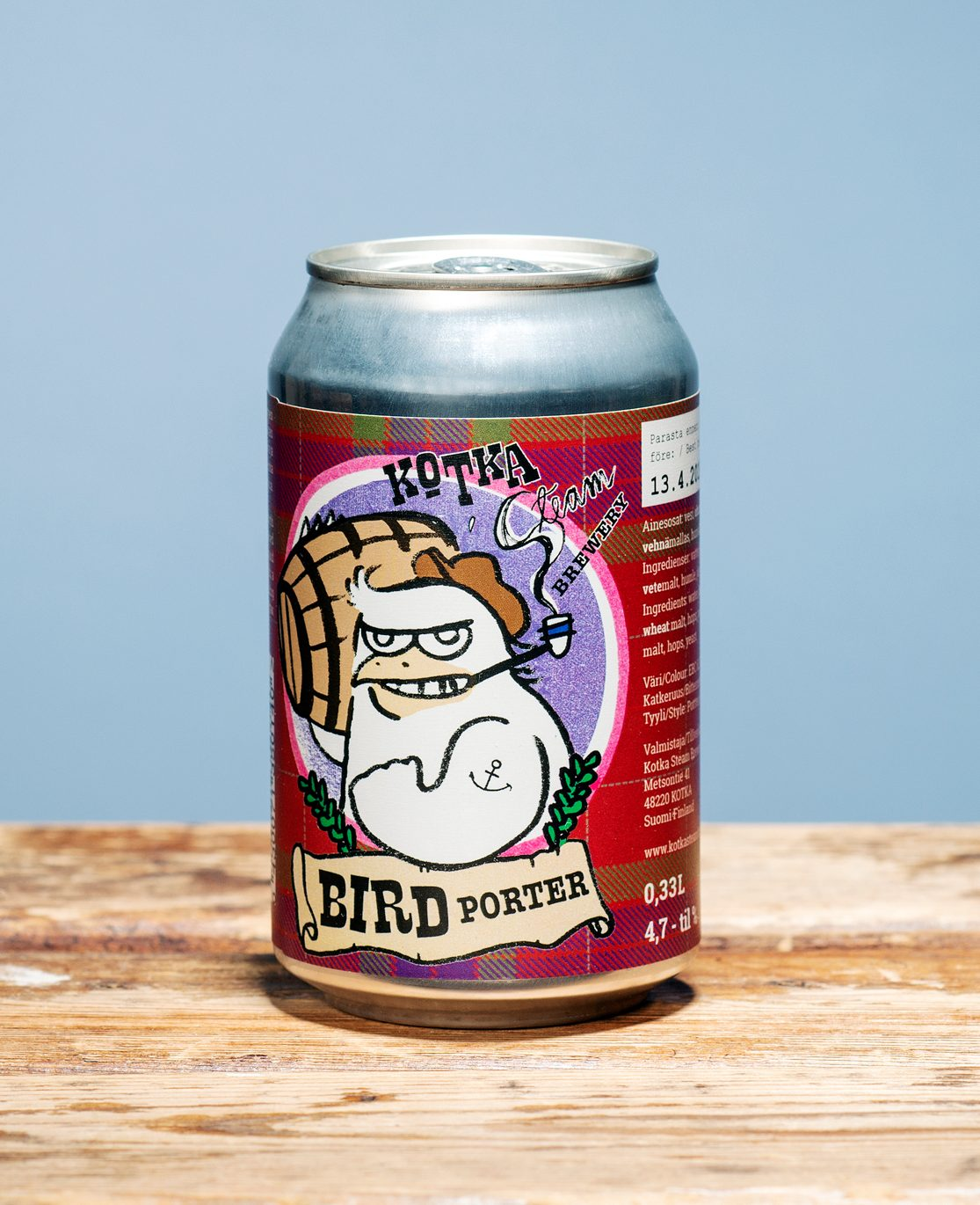 Kotka Steam Brewery - Bird Porter