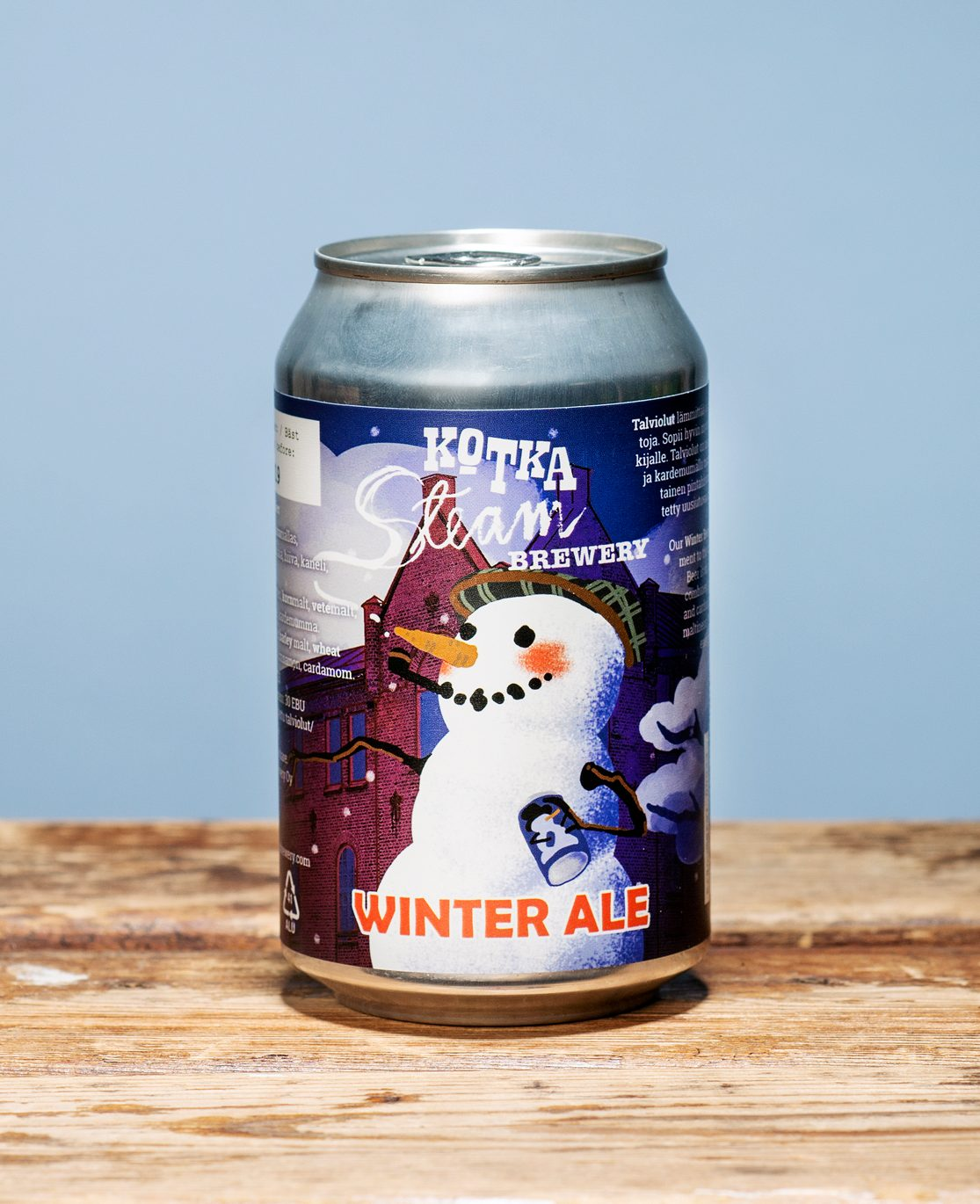 Kotka Steam Brewery - Winter Ale