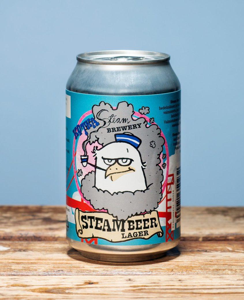 Steam Beer